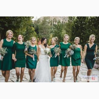 Пошив платьев для подружки невесты