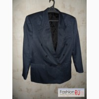Пиджак темно-синей расцветки в отличном состоянии!, Самара
