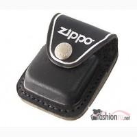 Чехол для зажигалок Zippo на клипсе LPCBK