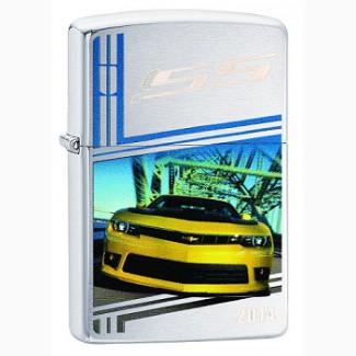Зажигалка Zippo Chevy Camaro 2014 SS