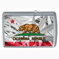 Зажигалка Zippo 79869 California Republic