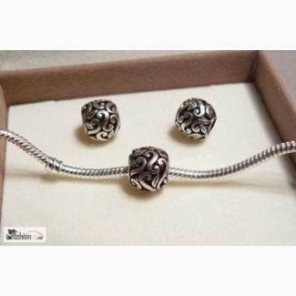 Шарм Tracery Ball Silver S60 в Ростове-на-Дону