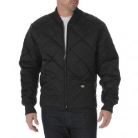Куртка мужская Dickies Diamond Quilted Black