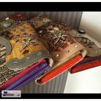 Эксклюзивные кошельки и сумки от бренда Michelangelo в Новосибирске