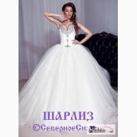 Роскошные свадебные платья с кристаллами