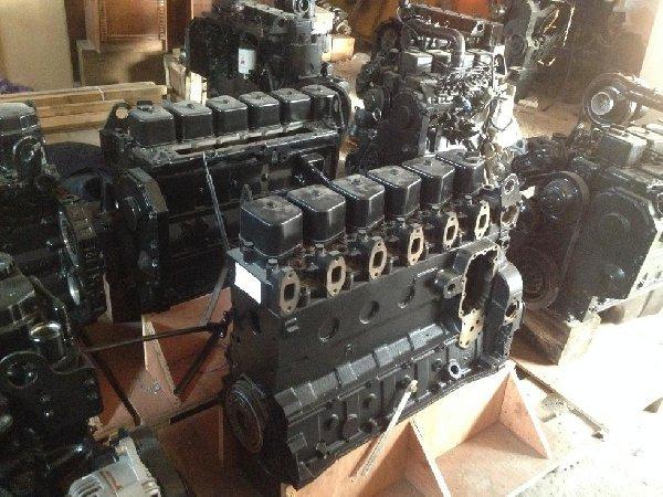 Фото 2. Запасные части и двигатели CUMMINS в наличии