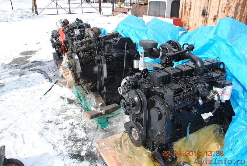 Фото 6. Запасные части и двигатели CUMMINS в наличии