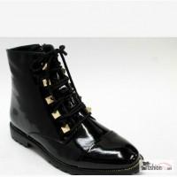 Женские ботинки, лак в Калининграде