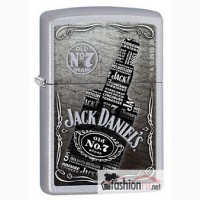 Зажигалка Zippo 29285 Jack Daniels Collage Bottle