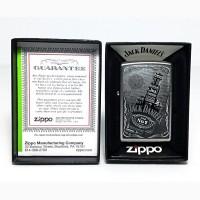 Зажигалка Zippo 29285 Jack Daniels Collage Bottle