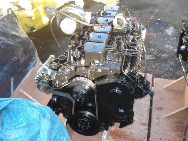 Фото 2. Двигатель cummins в-3.9, в-5.9, 4bt-3.9, 6bt-5.9, 4isbe-4.5, 4вта-3.9, 4втаа-3.9, 6вта-5.9