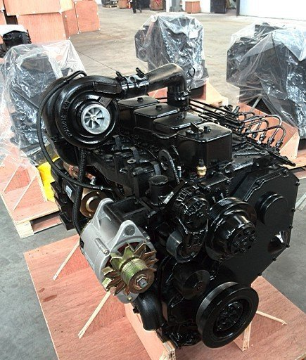 Фото 3. Двигатель cummins в-3.9, в-5.9, 4bt-3.9, 6bt-5.9, 4isbe-4.5, 4вта-3.9, 4втаа-3.9, 6вта-5.9