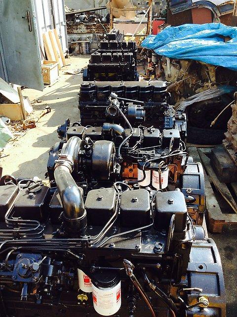 Фото 5. Двигатель cummins в-3.9, в-5.9, 4bt-3.9, 6bt-5.9, 4isbe-4.5, 4вта-3.9, 4втаа-3.9, 6вта-5.9