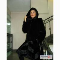 Норковая шуба, модель - годе в Санкт-Петербурге