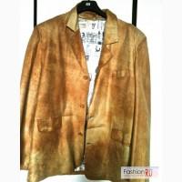 Пиджак из натуральной кожи 58 размер в Санкт-Петербурге