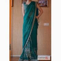 Индийское сари с чоли в комплекте новые в Перми