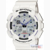 Часы Casio G-shock Casio G-shock GA-100 в Ульяновске