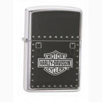 Зажигалка Zippo 24168 HD Saddle Bag Emblem
