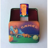 Зажигалка Zippo Camel Joe Pool Player 1993