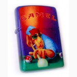 Зажигалка Zippo Camel Joe Pool Player 1993