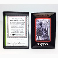 Зажигалка Zippo 79986 Constitution and Statue of Liberty