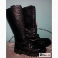 Кожаные ботинки Lesta в Краснодаре