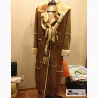 Дубленка женская длинная Mark Leather exclusive в Ярославле