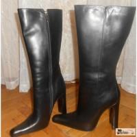 Продам Новые Сапоги GIANMARCO LORENZI Vero cuoio, Италия