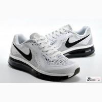 Кроссовки Nike Air Max 2014 белые в Саратове