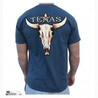 Футболка Country Life Texas Bull