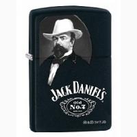 Зажигалка Zippo 78867 Jack Daniels Portrait