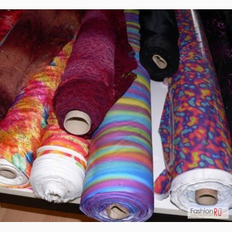 Продаем ткани оптом от производителя