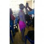 Бальное платье для девочки 10-11 лет