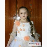 Детское платье на выпускной в д/с в Дмитрове