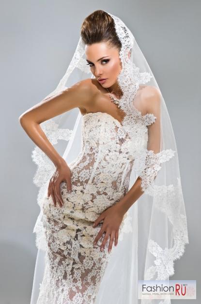 Голые свадебные платья фото 413-485