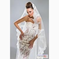 Голое свадебное платье