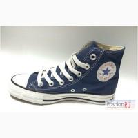 Кеды Converse All stars синие в Твери