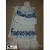 Шапка и шарф adidas в Москве