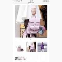 Рюкзак рюкзак английского бренда grafea в Челябинске