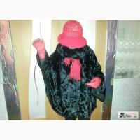Продам меховое пончо в Чите