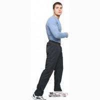 Новые мужские зимние брюки на флисе 48 р TAGERTON в Красноярске