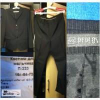 2 мужских костюма, пиджак, рубашка в Тюмени