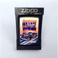 Зажигалка Zippo Rusty Wallace Nascar