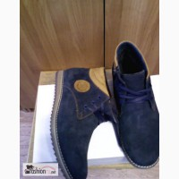 Зимние ботинки из нат.материалов в Омске