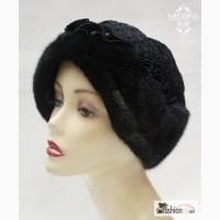 Меховые норковые шапки женские в Москве
