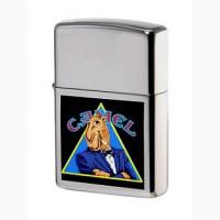 Зажигалка Zippo CZ 140 Joe Triangle