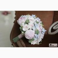Свадебный букет из полимерной глины ручная работа в Нижнем Новгороде