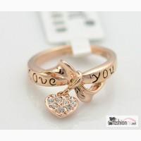 Кольцо Love you Gold К21 в Ростове-на-Дону