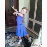 Рейтинговое платье для спортивных бальны От Ланговой Марины в Анапе