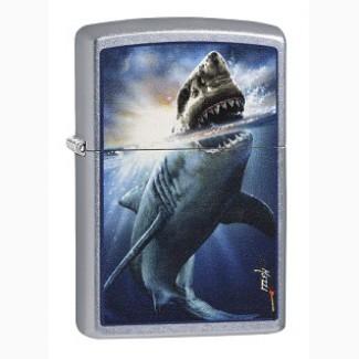 Зажигалка Zippo 29568 Mazzi Shark Attack